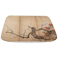 Japanese Blossoms Bathmat