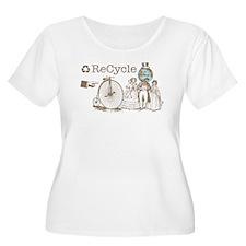 Retro Recycle T-Shirt