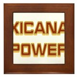 Xicana Power Trekker Framed Tile