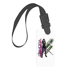 Gamora Pose Luggage Tag