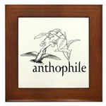 Anthophile Framed Tile