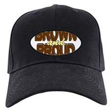 Brown and Proud Baseball Hat