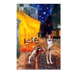 Cafe & Whippet Postcards (Package of 8)