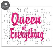 Queen of everything Puzzle
