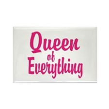 Queen of everything Magnets