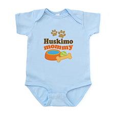 Huskimo mom Infant Bodysuit