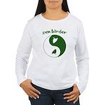 Zen Birder Women's Long Sleeve T-Shirt