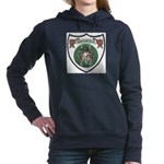 Rhodesia Official Seal Women's Hooded Sweatshirt