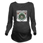 Rhodesia Official Se Long Sleeve Maternity T-Shirt