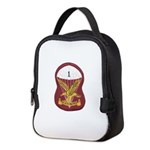 S.A. 1st Para Battalion Neoprene Lunch Bag