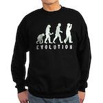 Evolution: Birder Sweatshirt (dark)