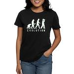 Evolution: Birder Women's Dark T-Shirt