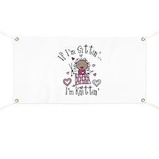 Im Knittin Banner