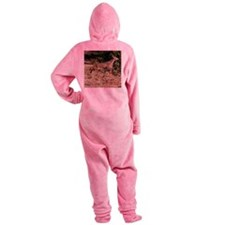 Flying Fawn Footed Pajamas