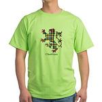 Lion - Chattan Green T-Shirt