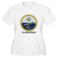 USS Enterprise CV T-Shirt