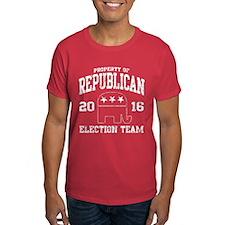Republican Election Team 2016 T-Shirt