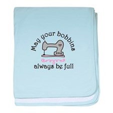 May Your Bobbins baby blanket