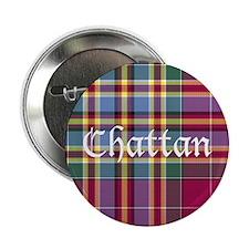 "Tartan - Chattan 2.25"" Button"