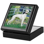 Bridge & Whippet Keepsake Box