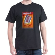 Big Bang Firecracker Label T-Shirt