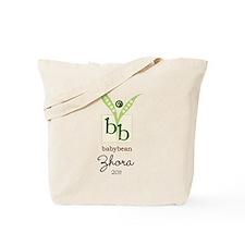 Babybean Personalized Tote Bag