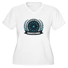 THIRDS Logo Plus Size T-Shirt