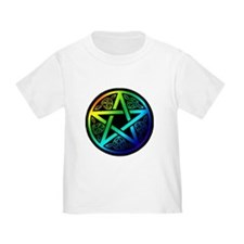 Pentagram Of Pride 1.0 T-Shirt