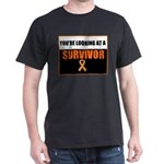 Leukemia Survivor Dark T-Shirt