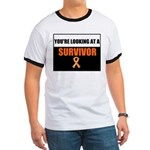 Leukemia Survivor Ringer T