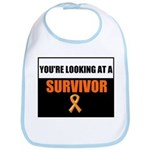 Leukemia Survivor Bib