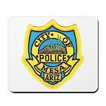 Mesa Police Mousepad