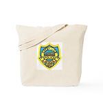 Mesa Police Tote Bag