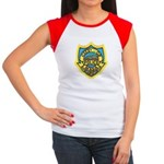 Mesa Police Women's Cap Sleeve T-Shirt