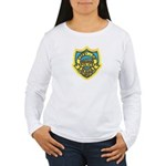Mesa Police Women's Long Sleeve T-Shirt