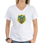 Mesa Police Women's V-Neck T-Shirt