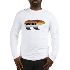 FURRY PRIDE BEAR/WOOF Long Sleeve T-Shirt
