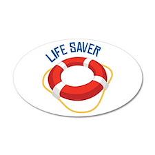 Life Saver Wall Decal