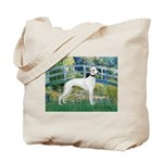 Bridge & Whippet Tote Bag