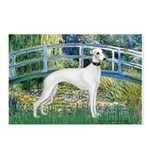 Bridge & Whippet Postcards (Package of 8)