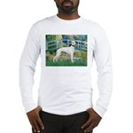 Bridge & Whippet Long Sleeve T-Shirt