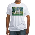 Bridge & Whippet Fitted T-Shirt