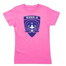 rvah6.png Girl's Tee