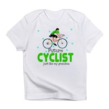 Unique Bicycle racing Infant T-Shirt