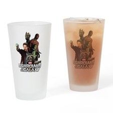 Guardians Group Drinking Glass