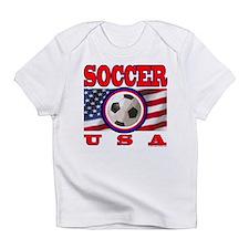 Unique Usa women's soccer Infant T-Shirt