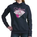 Diva Women's Hooded Sweatshirt