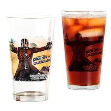 Grunge Star Lord Drinking Glass