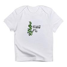 Kung Fu Infant T-Shirt