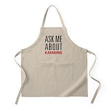 Kayaking - Ask Me About - Apron